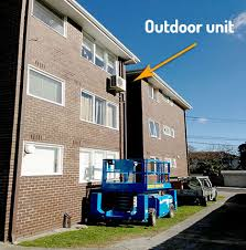 air conditioning units for apartments. indoor split system air conditioner outdoor on wall bracket conditioning units for apartments