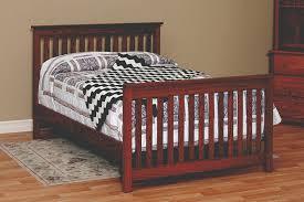 Convertible Cribs Amish Custom Furniture