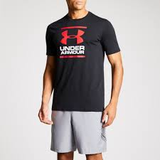Under Armour Shorts Size Chart Uk Under Armour Foundation Graphic Short Sleeve Tee
