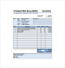 Roofing Invoice Roofing Receipt Template Contractor Receipt Template 16 Free Word