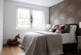 Decorating A Small Bedroom 9 Tiny Yet Beautiful Bedrooms Hgtv With Image Of Classic