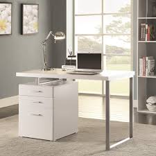 Hideaway Computer Desk Black Desk With Shelves Home Pc Desk Computer