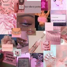 Aesthetic pastel wallpaper, Pink ...