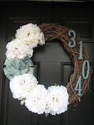 wreaths for front doorsBest 25 Door wreaths ideas on Pinterest  Letter door wreaths
