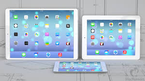 ipad size comparison size comparison of a 12 9 inch ipad with smaller ipad models and 13