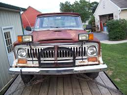 1978 jeep j10 truck 360 auto plow service manual library this