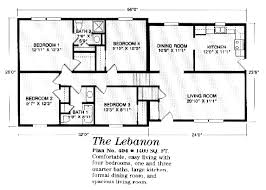 The Avondale Court 7683  4 Bedrooms And 2 Baths  The House Designers2200 Sq Ft House Plans