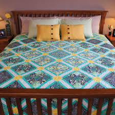 Queen Size Quilt Patterns Best CITY SAFARI Easy Queen Size Quilt Pattern Designed By KATHRYN