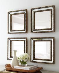 gilding round home decor wall mirror