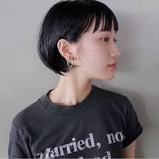 かわいいはヘアスタイルから短めボブで大胆イメチェンしませんか