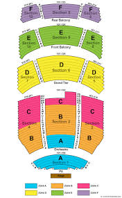 Pac Milwaukee Seating Chart Durham Performing Arts Center Seating Chart