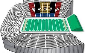 Neyland Stadium Seating Chart Information Specific