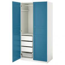 Innenarchitektur K Hles Kleiderschrank Blau Ikea Kleiderschrank