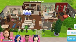 The Sims Mobile Home Design Andrew Arcade The Sims Mobile