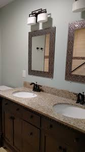 flooring rva steele richmond virginia complete bathroom renovation with new vanity heated floors porcelain tile floor tub surround