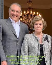 سفير السعودية بالقاهرة ينعى جيهان السادات: خالص التعازي لمصر حكومة وشعبا