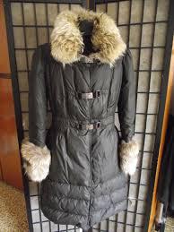 moncler coat down jacket fur coat