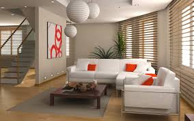 Orange Decorating For Living Room Orange Living Room Decor Serene Living Room With A Smart Gallery