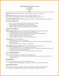 objective for teaching resume objective for teaching resume beautiful objectives for teaching