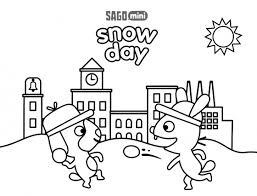 Sago Mini Coloring Pages 2019 Open Coloring Pages