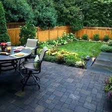 patio ideas small front thumbnail size paver designs inexpensive backyard small paver patio designs o43