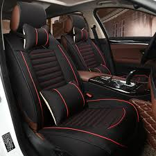 summer ice silk car seat cover seat