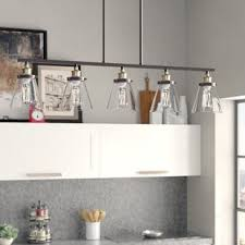 Kitchen island lighting fixtures Variations Paterson 5light Kitchen Island Pendant Wayfair Kitchen Island Lighting Youll Love Wayfair
