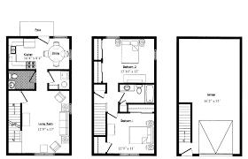 Car Garage Apartment Floor Plans 2 Car Garage Apartment Floor Garage With Apartment Floor Plans