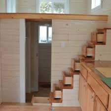 Small Picture Image result for tiny house stair measurements Tiny House Stairs