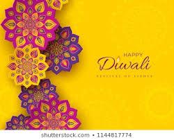 Diwali Greeting Design Images Stock Photos Vectors