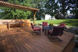 Backyard Decking Designs Model Cool Decorating Ideas