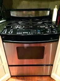 kitchenaid double oven stove stove oven double oven parts