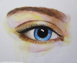 eyes of ice custom eye painting eye painting eyes blue eyes