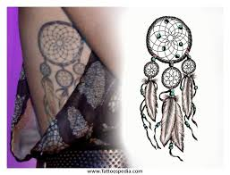 Dream Catcher Tattoo Miley Cyrus