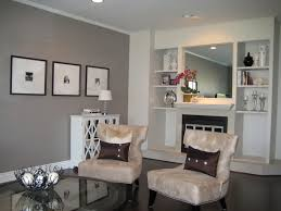 Warm Grey Living Room Incredible Room Makeover By Nancy Marcus Of Marcus Design Click