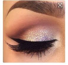prom sophisticated neutral eyeshadow makeup for blue eyes i think neutral with sparkle would look great