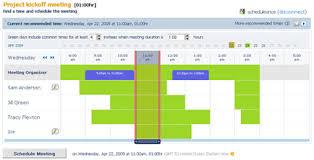 online schedule planner free scheduleonce free online meeting organizer