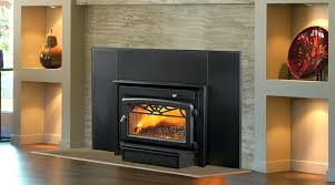 contemporary wood burning fireplace inserts modern wood fireplace insert modern wood burning