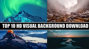 visual editing background hey guys wele back to taukeer editz as always today i am here with an amazing artical i am giving you hd visual editing