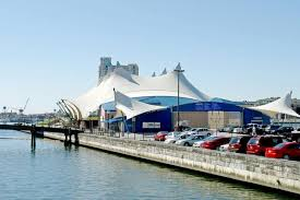 Pier Six Pavilion Getting New Tent Seats As Part Of