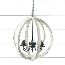 white orb chandelier distressed wood chandelier distressed wood chandelier distressed wood sphere chandelier photos distressed white wood orb chandelier