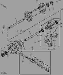 front axle and differential drive (mfwd) tractor, compact John Deere 3032e Wiring Diagram list of spare parts john deere 3032e tractor wiring diagram