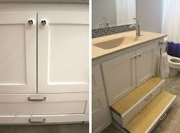 clever bath vanity design helps give special needs child more for strasser vanity