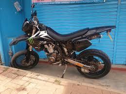 motorcycles kawasaki d tracker