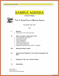 Template Agenda Word 006 Template Ideas Meeting Agenda Word Free Business Impressive
