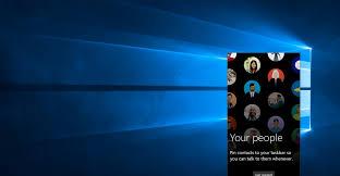 Windows 10 Fall Creators Update Your People It Pro