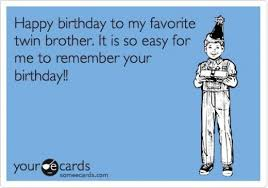 HAPPY BIRTHDAY BROTHER | Birthday Wishes for Brother | Funny ... via Relatably.com