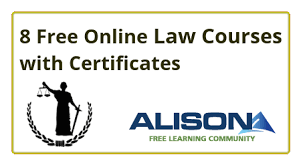 Online Certificates Free 8 Free Online Law Courses With Certificates Lawyer Issues Blog