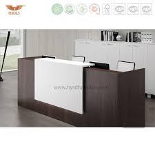 modern office furniture art design commercial reception desk from china china reception desk office desk