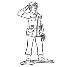 Soldier Free Coloring Pages On Art Coloring Pages